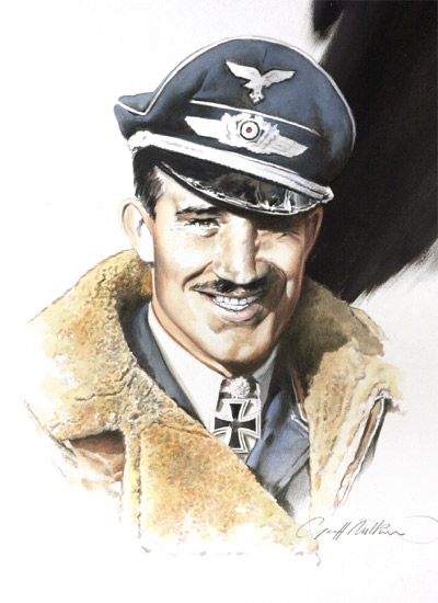 General Adolf Galland
